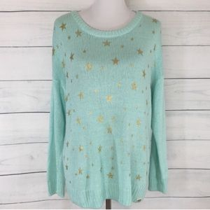 Victoria's Secret PINK Starry Night Knit Sweater